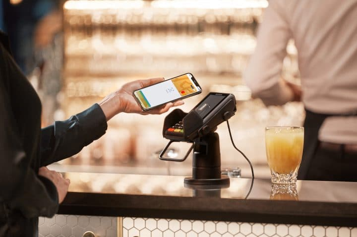 Apple Pay, Danske Bank by Morten Larsen