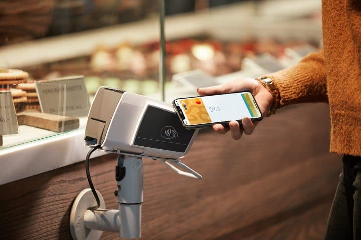 Apple Pay, Danske Bank by photographer Morten Larsen