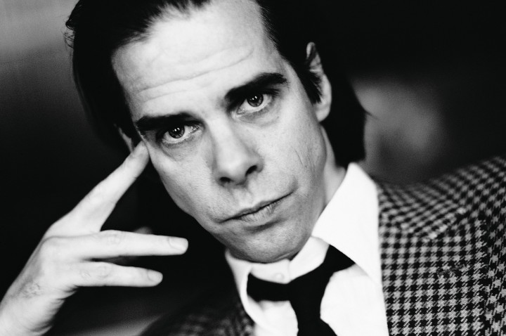 Nick Cave. Portrait. Photographer Morten Larsen