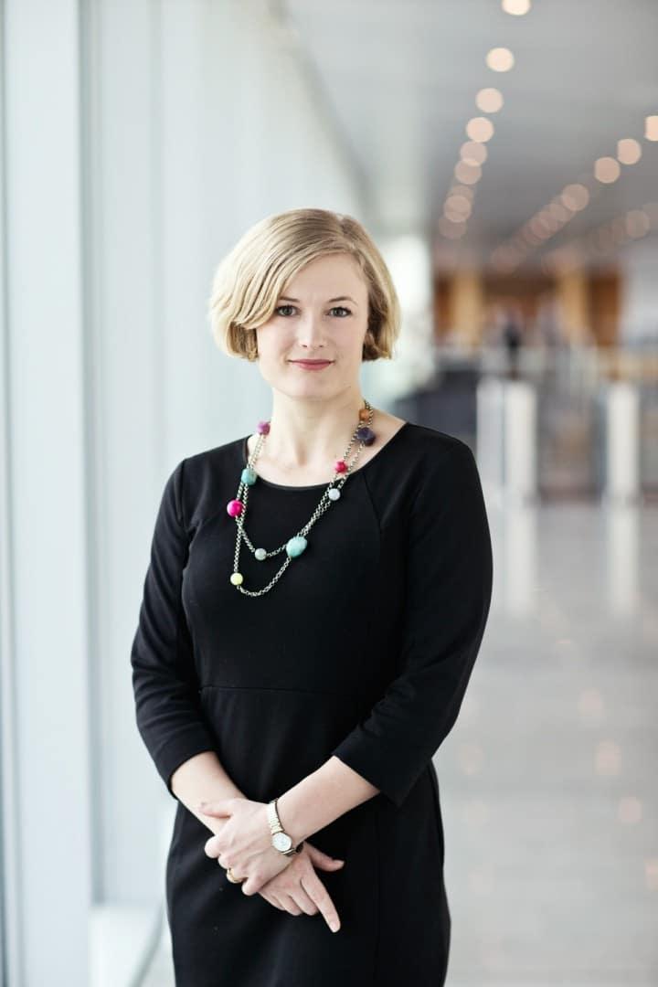 Business Portrait, Jessica Padman