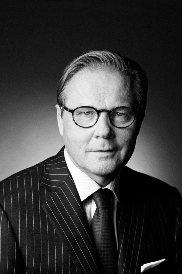 Business Portrait, Jesper Ovesen