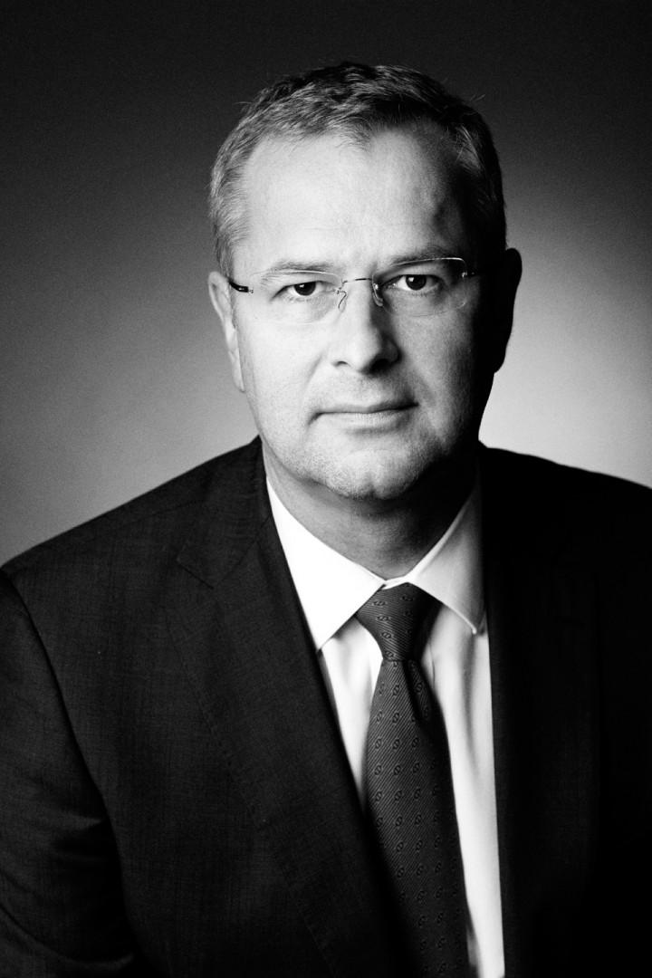 Business Portrait, Søren Skou