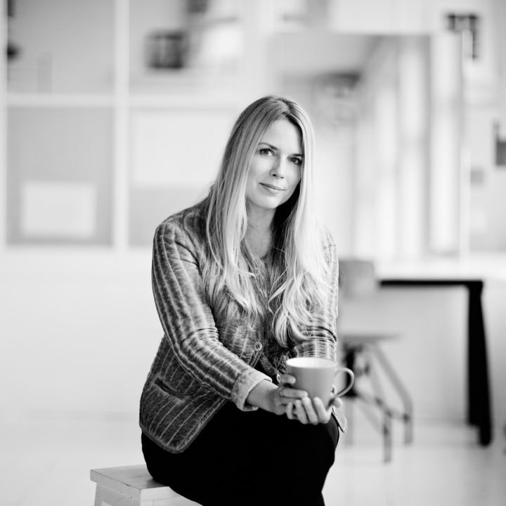Portrait, Sara Falby