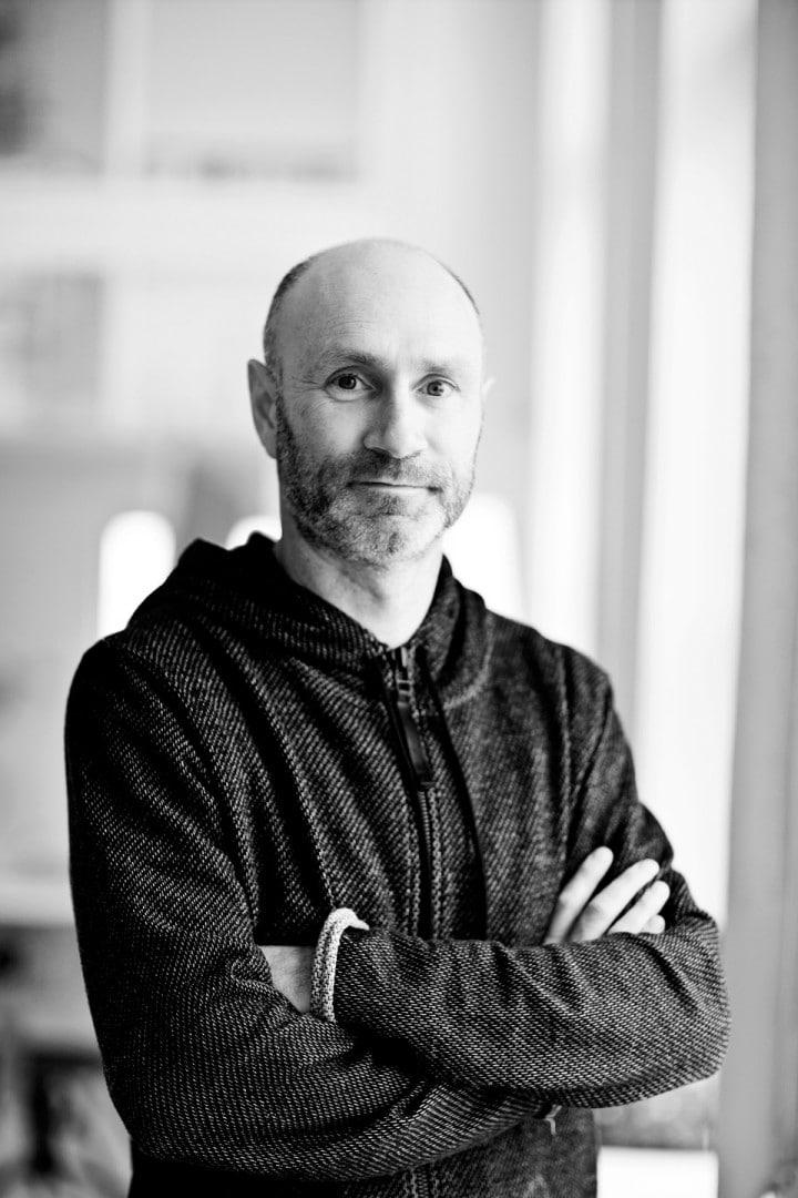 Business Portrait, Lars Wallevik, photographer Morten Larsen