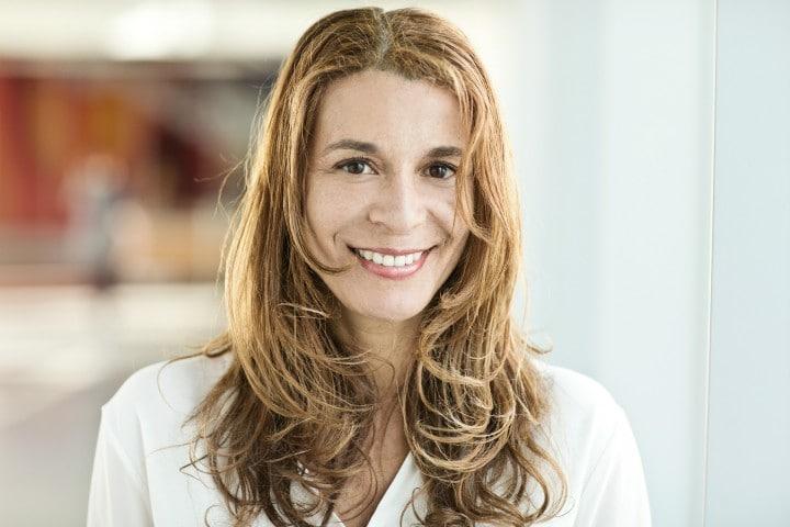 Business Portrait, Tina Hentley