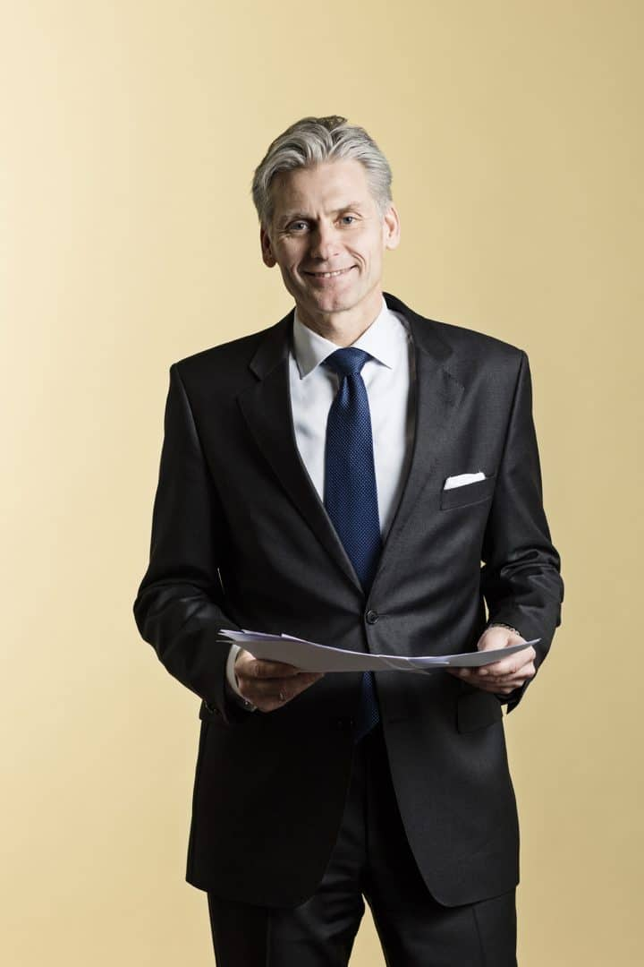 Business portrait, portrait by Morten Larsen
