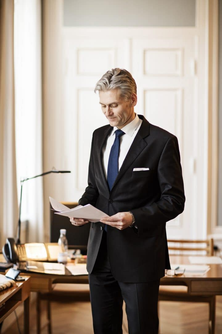 Danske Bank, business portrait