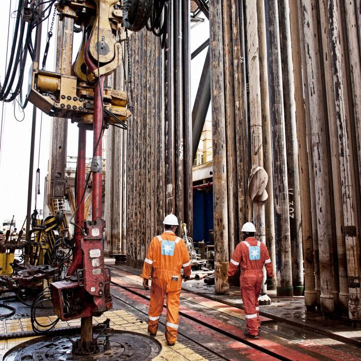 Mærsk Oil, Angola