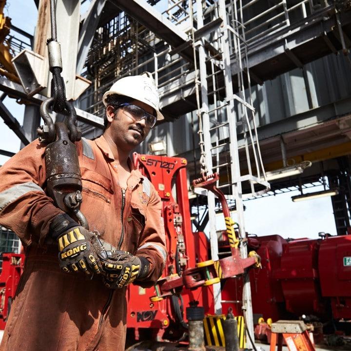 Maersk Oil, Angola