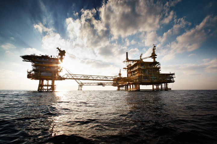 Maersk Oil, Offshore. By photographer Morten Larsen