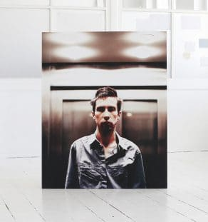 Bobby Gillespie, Print, Morten Larsen Photography
