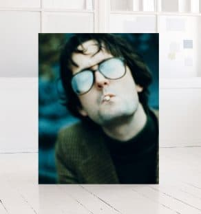 Jarvis Cocker, print by photographer Morten Larsen