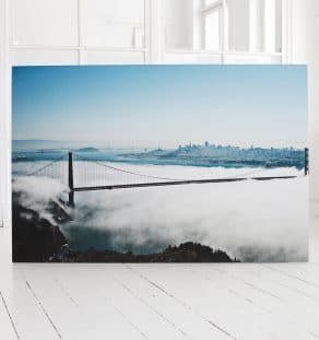 San Francisco, Print, photographer Morten Larsen