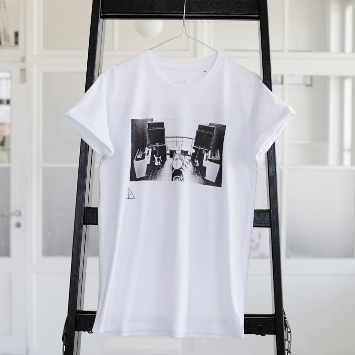 Music Gear T-shirt, Morten Larsen photo