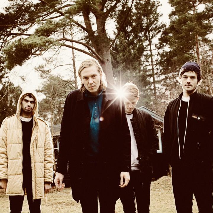When Saints Go Machine by Morten Larsen, Cph