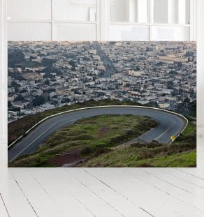 San Francisco, Print. By photographer Morten Larsen