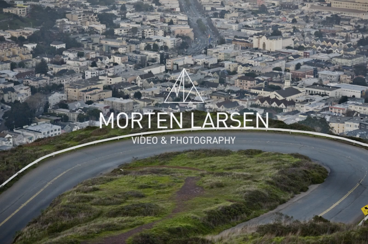 Showreel Morten Larsen