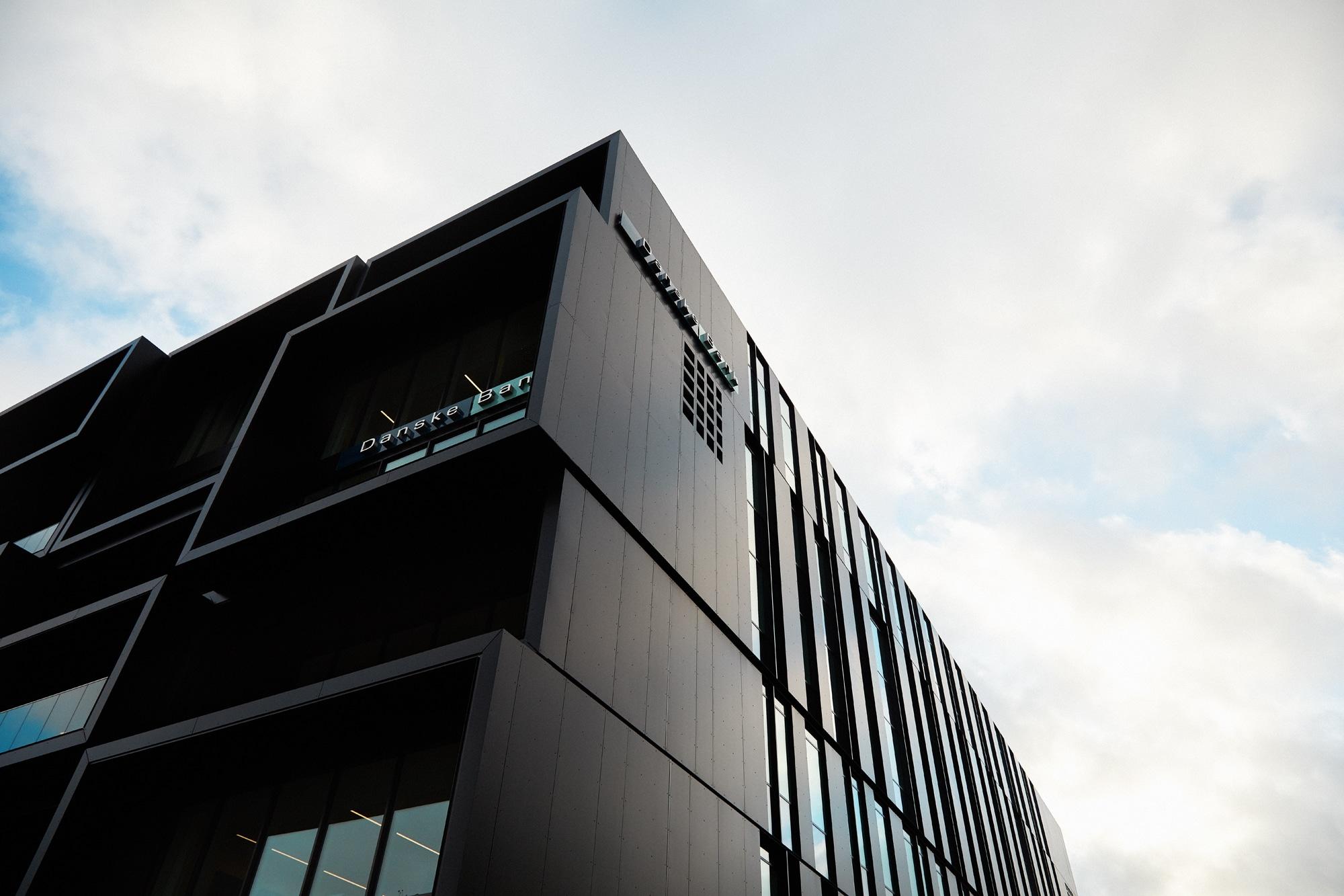 Danske Bank HQ Aarhus by Morten Larsen